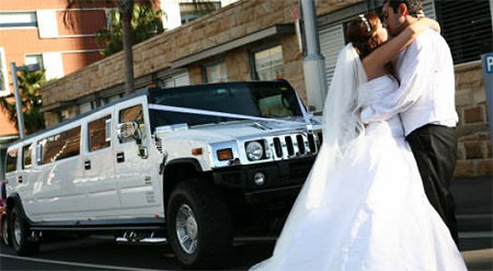watford wedding limo hire